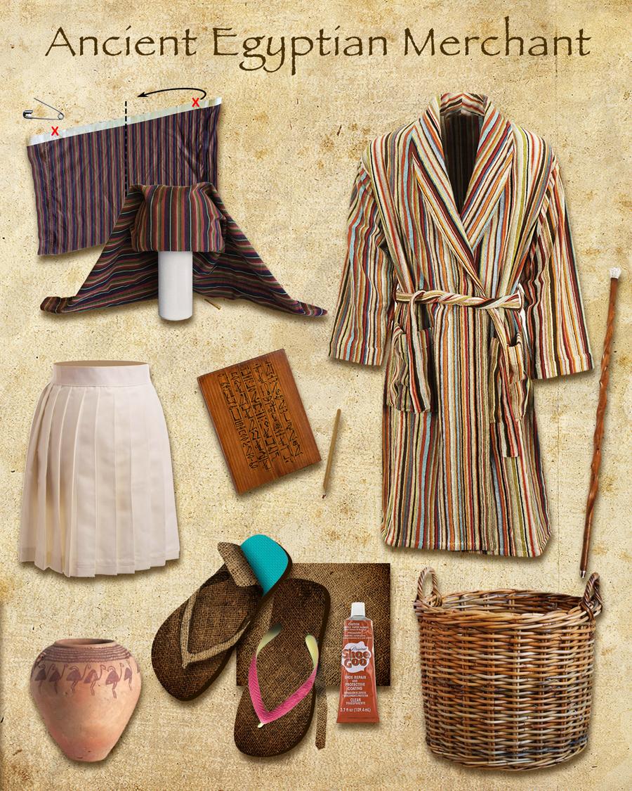 Egyptian Merchant